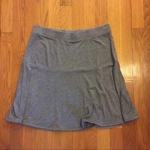 J Crew A-line mini skirt
